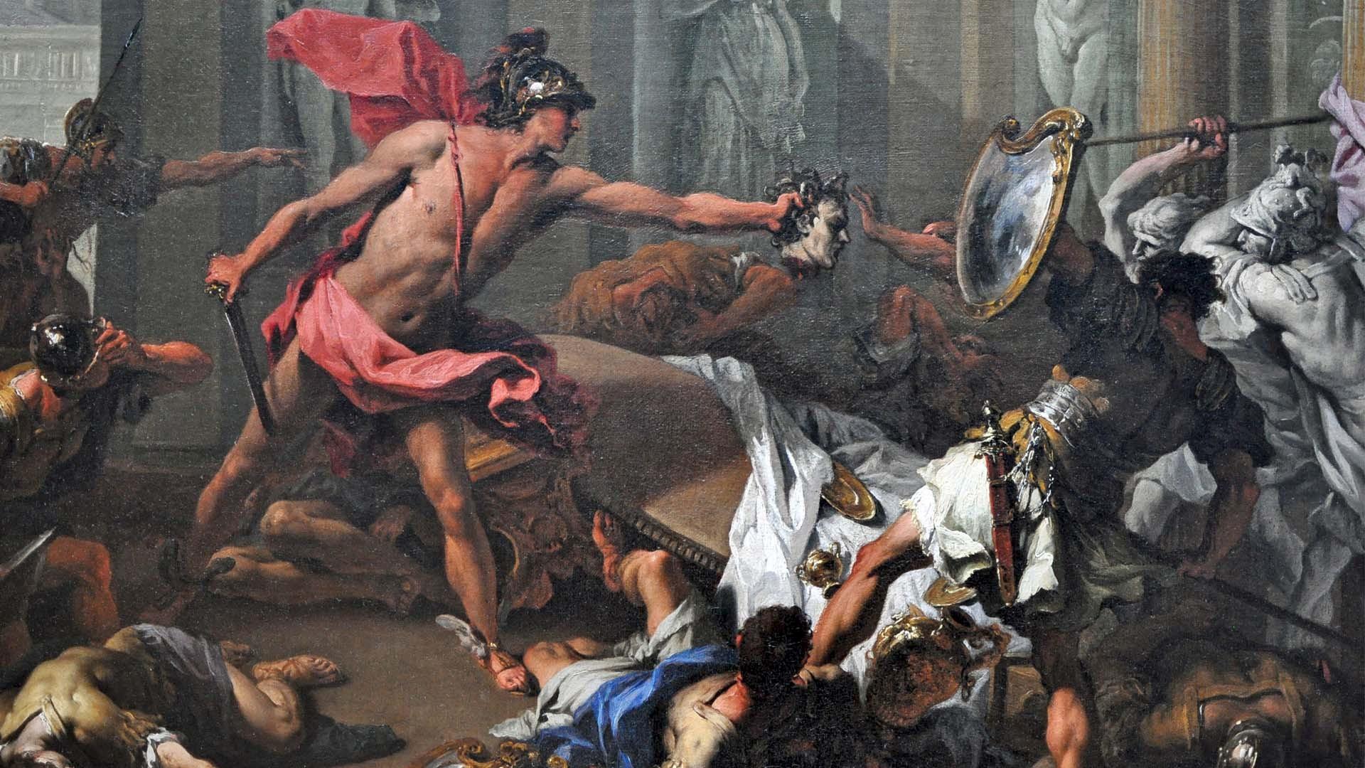 Perseus By Daniel Ogden 2008 Ancient World Magazine