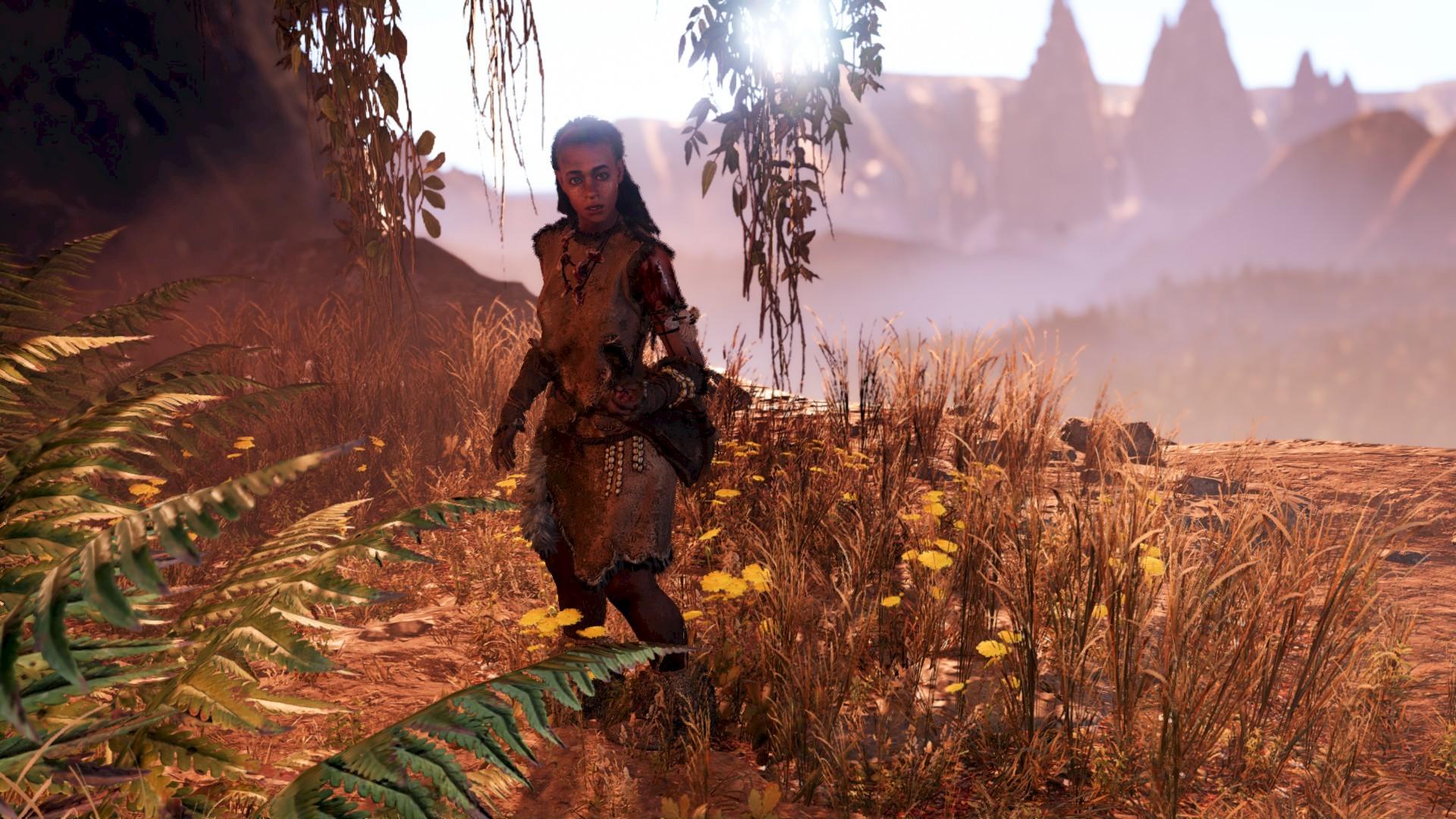 Far Cry Primal Rescue Ancient World Magazine