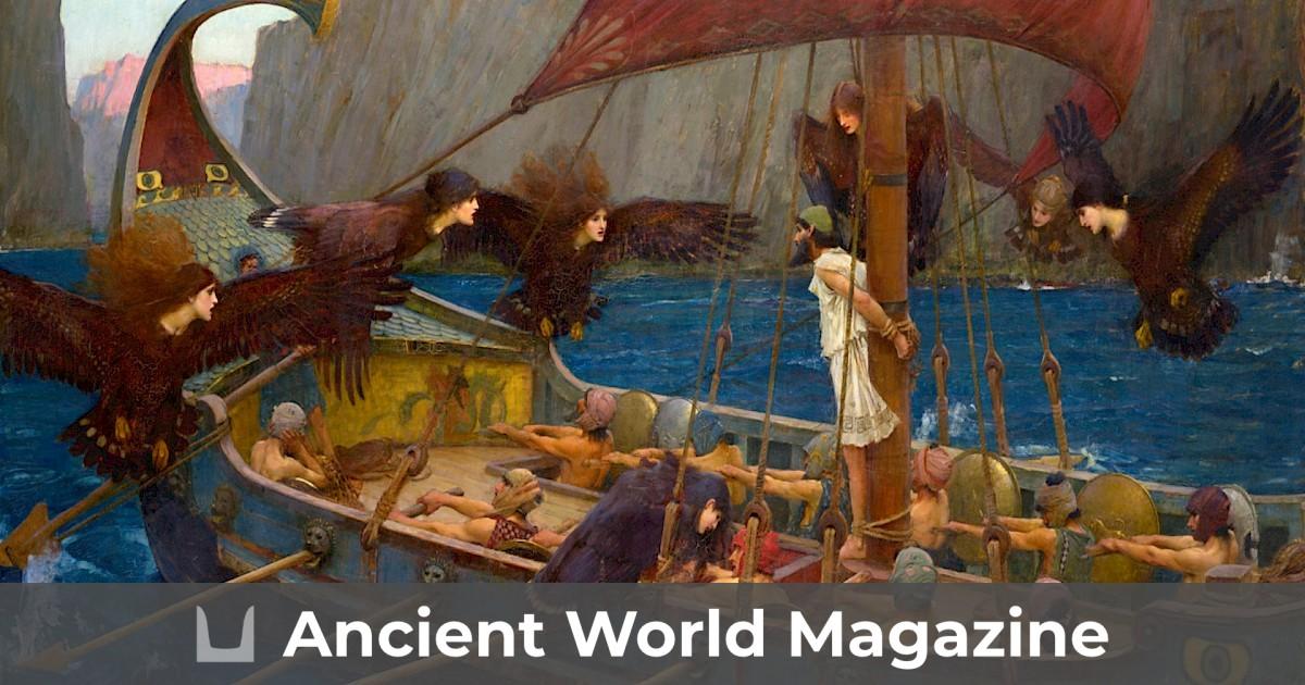 Symphony X's Odyssey - Ancient World Magazine