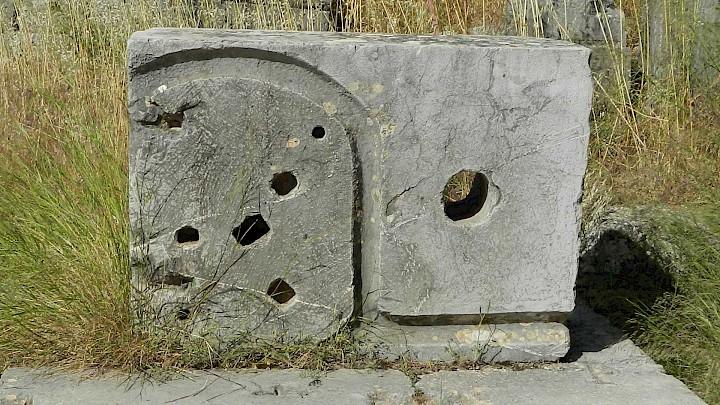 A Sibylline stone at Delphi? - Ancient World Magazine
