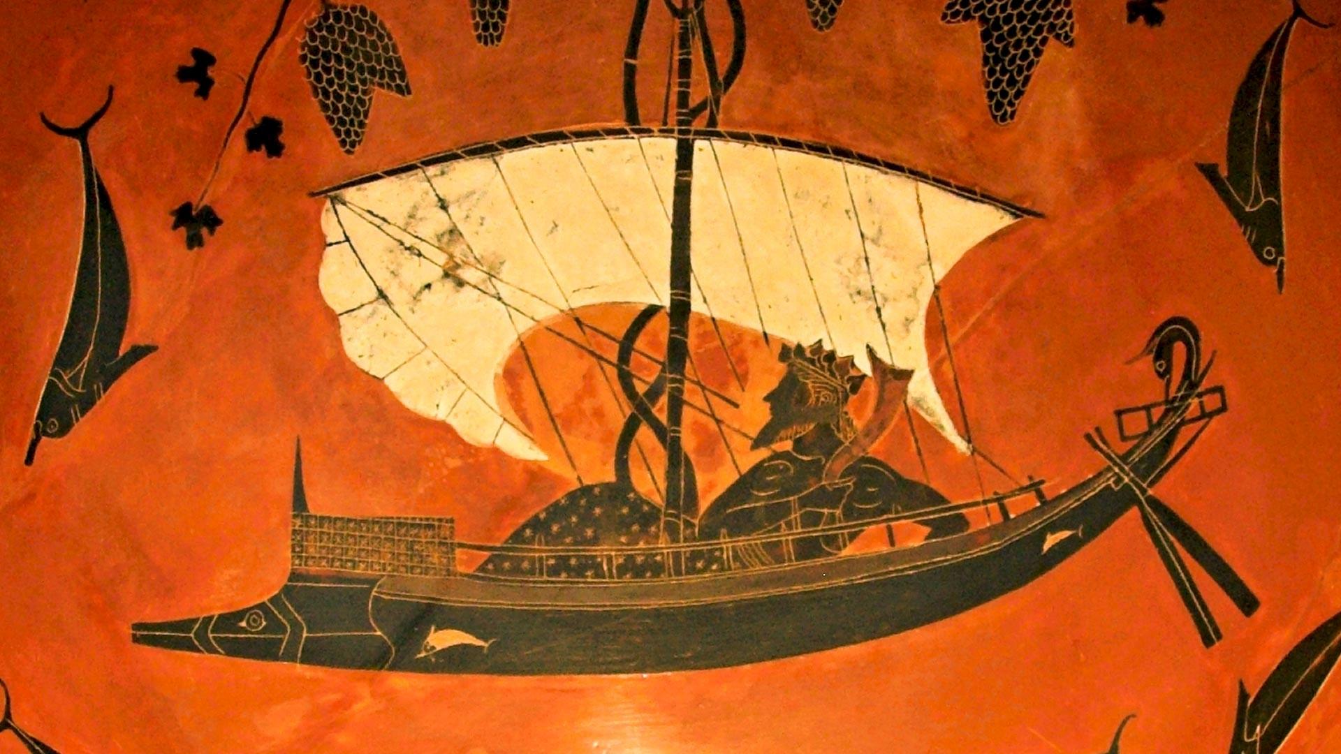 Names of ancient Greek ships - Ancient World Magazine